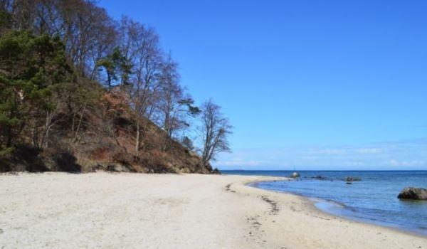 Ostseestrand in Sellin auf der Insel Rügen – Urlaub am Meer auf Deutschlands größter Insel